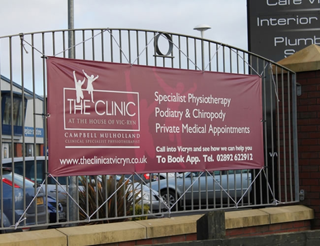 The-clinic-pvc-banner