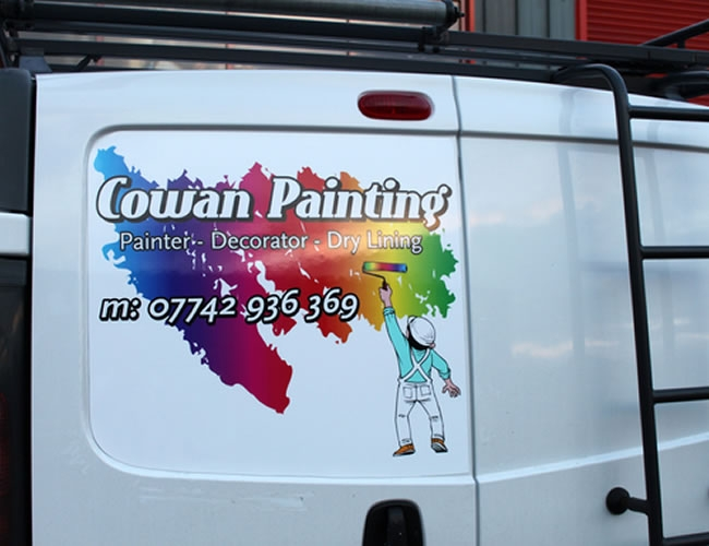 Cowan-painting-magnetic-signs-3