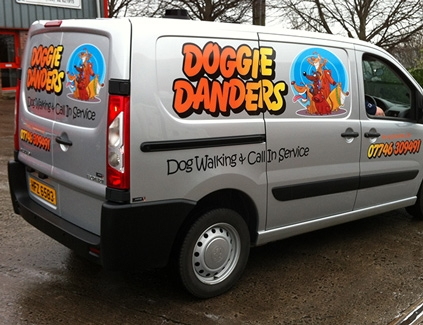 Doggie-danders-vinyl-graphics