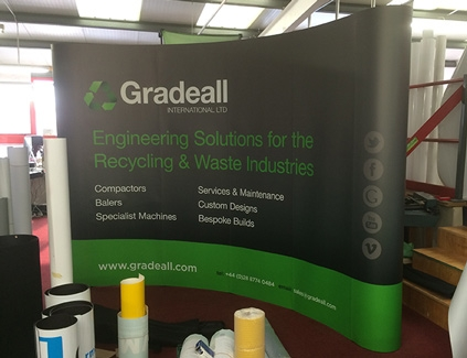 Gradeall-pop-up-display