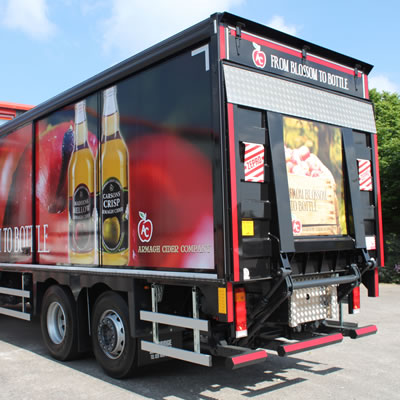 Coach and Lorry Graphics