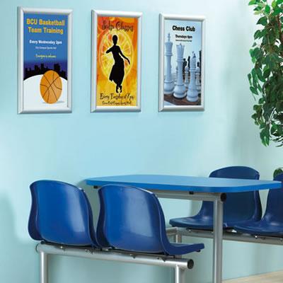 Poster Holders / Clip Frames